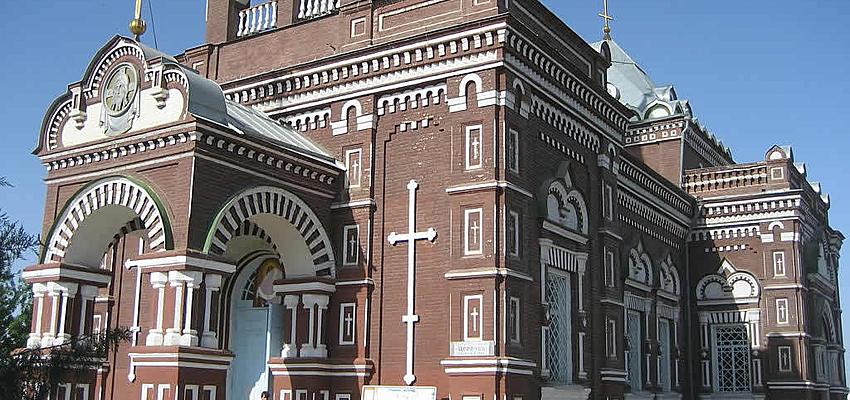 La iglesia en Turkmenistán