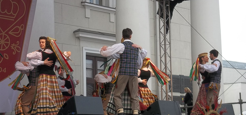 Fête de la Saint-Casimir à Vilnius