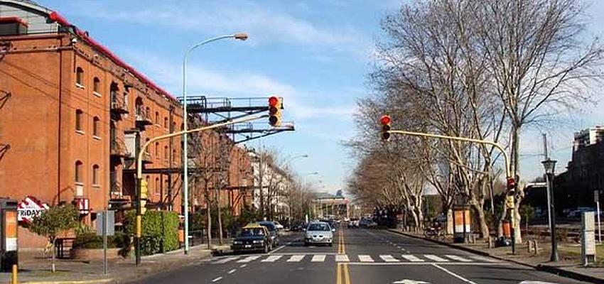Avenue de Puerto Madero, Buenos Aires