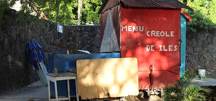 Tentempié mauriciano tradicional