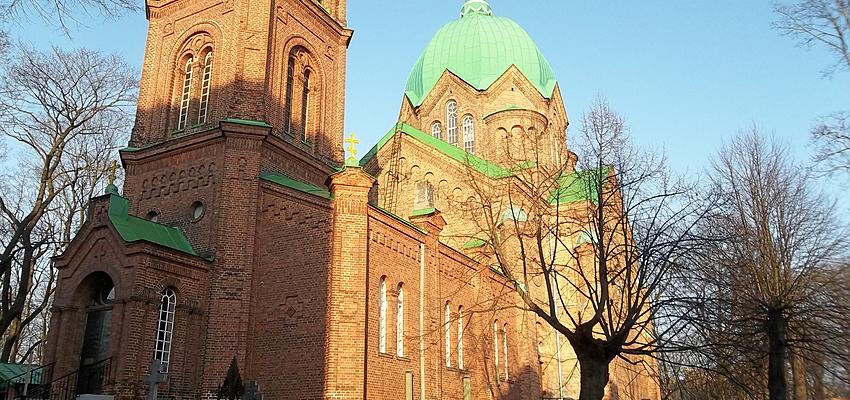 L'Eglise de Tous-les-Saints à Riga