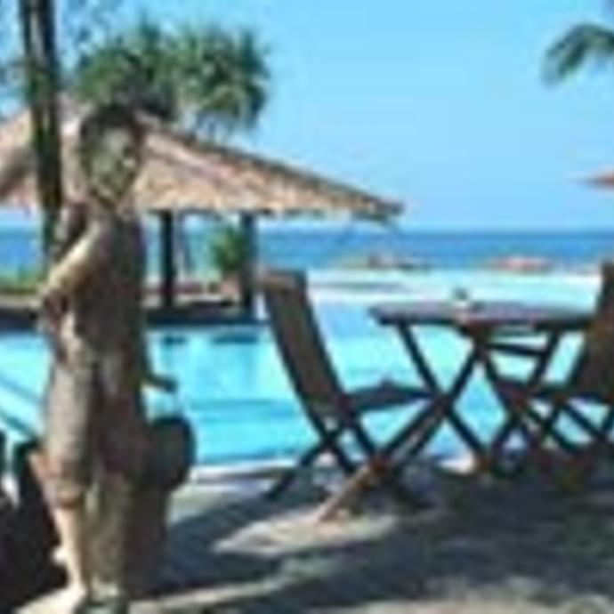 Le Palm Beach Hotel Ngwe Saung