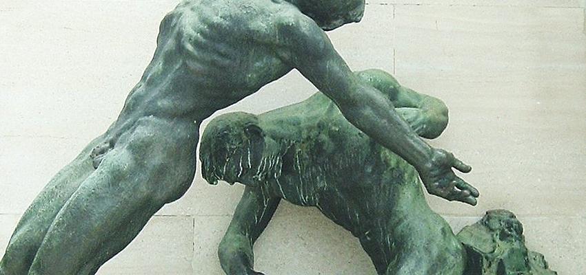 Sculpture à Pula