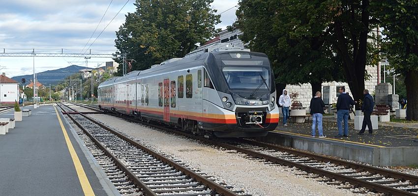 Gare au Monténégro