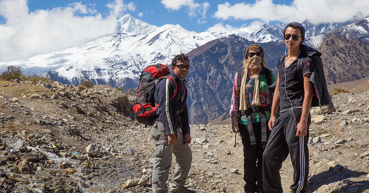 Voyage à pied Nepal : Mustang, le dernier royaume Himalayen en randonnée