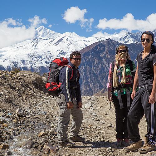 Mustang, le dernier royaume Himalayen en randonnée - Katmandou -