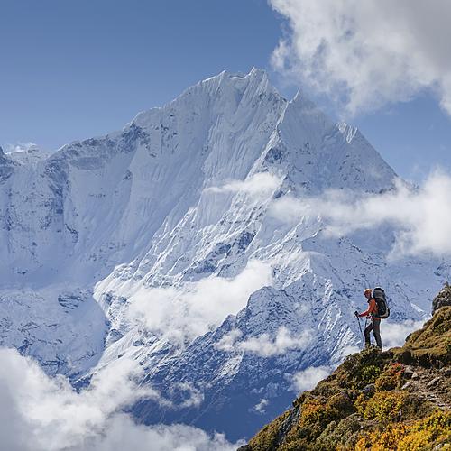 Trek dans le Mardi Himal - Katmandou -