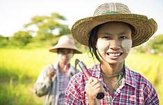 Rencontres et artisanat de Mandalay au lac Inlé