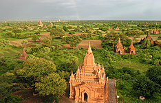 Bagan, Mandalay et le lac Inlé