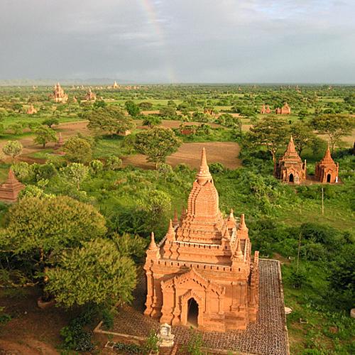 Bagan, Mandalay et le lac Inlé - Rangoun -