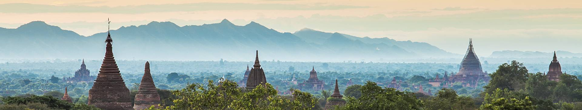 Myanmar im September