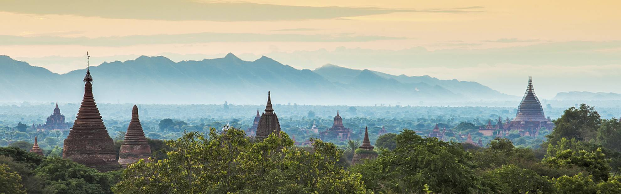 Myanmar vacations
