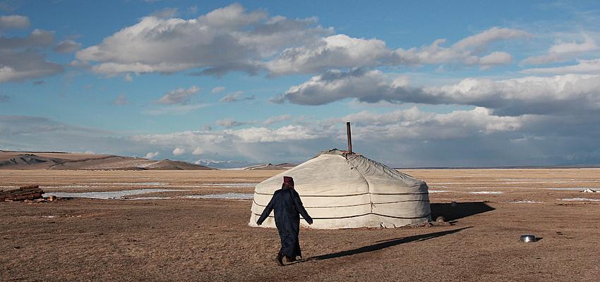 Chez les nomades