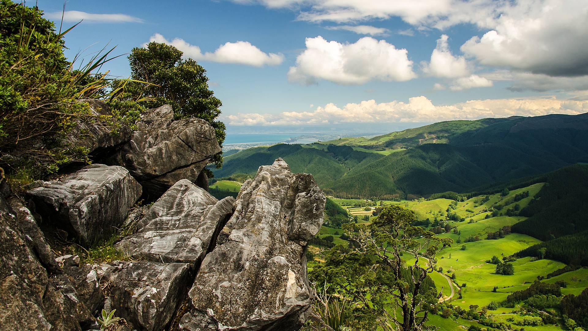 Ile du sud: La destination randonnée