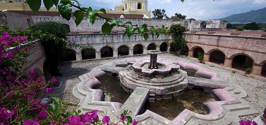 Eglise de Notre Dame de la Merced à Antigua