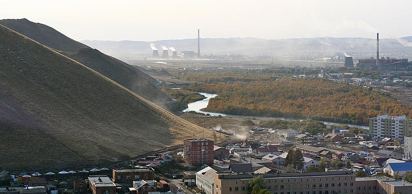 Ulan Bator (or Ulaanbaatar)