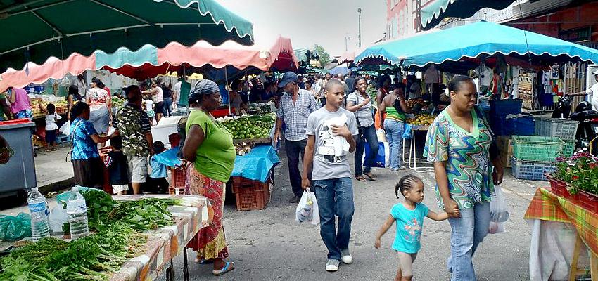 Mercado de Cayenne