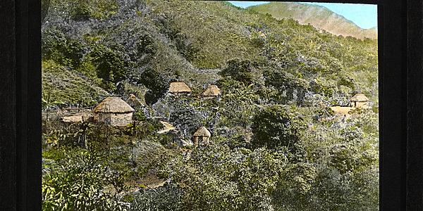 Accompong, début du XXème siècle