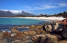 Terres Australes (combiné Tasmanie)