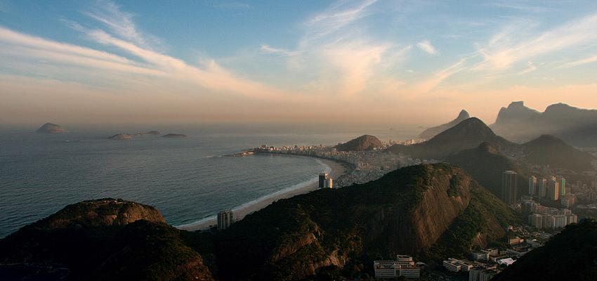 Quoi de mieux que Rio pour votre voyage de noce ?