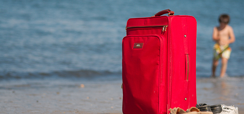 Attention à ce que vous mettez dans votre valise
