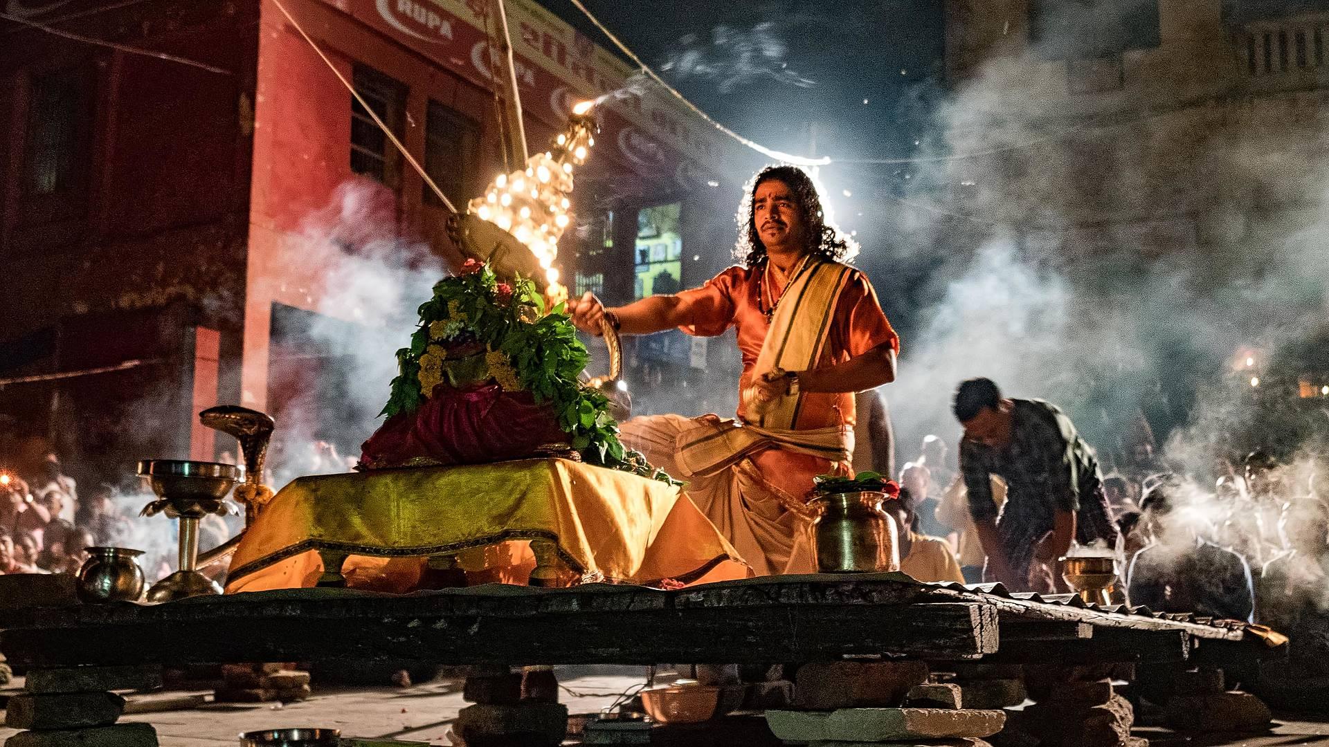 Sites sacrés d'Amritsar à Varanasi
