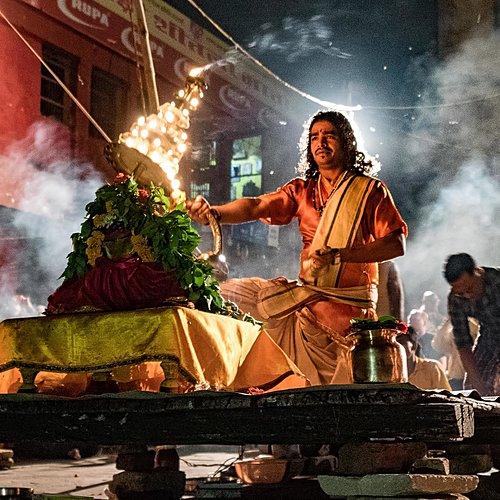 Sites sacrés d'Amritsar à Varanasi -