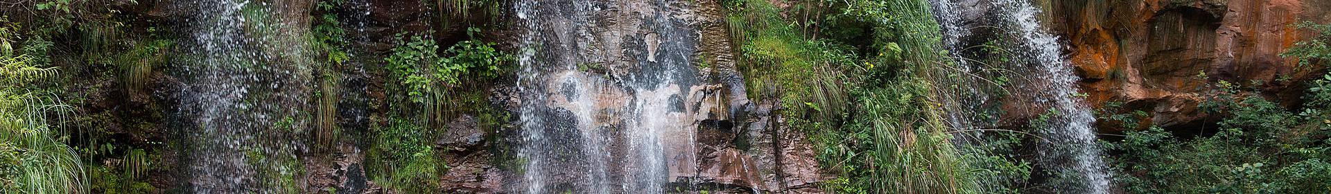Cascada de Cuevas