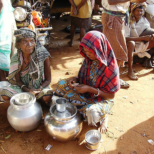L'Orissa et le Chhattisgarh -