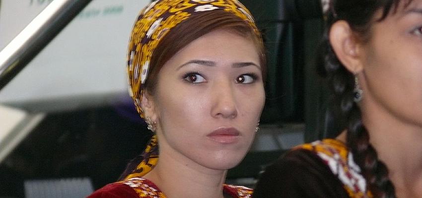 Cara de Turkmenistán