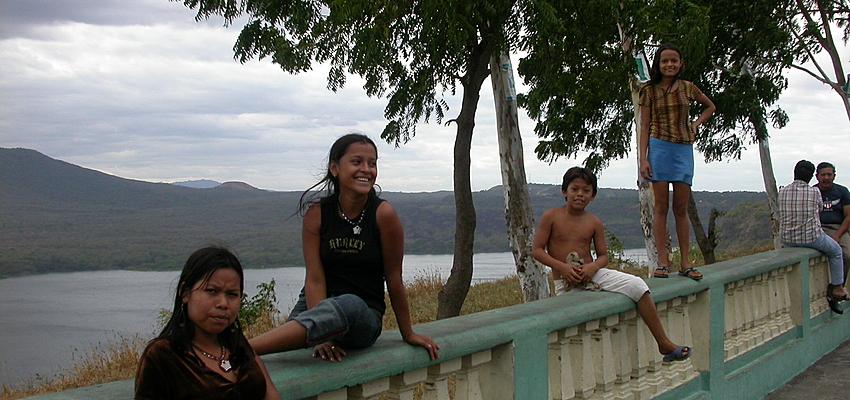 Enfants du Nicaragua