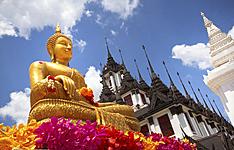 Court séjour à Bangkok, la rivière Kwai et Ayutthaya