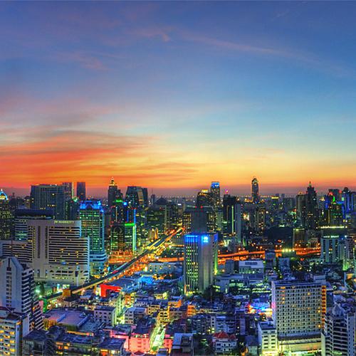 Exploration urbaine: Bangkok autrement - Bangkok -
