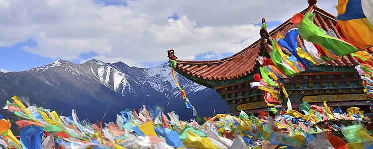 De Lhassa au camp base de l'Everest