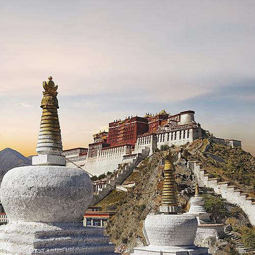 La Haute Route Lhassa  Katmandou -