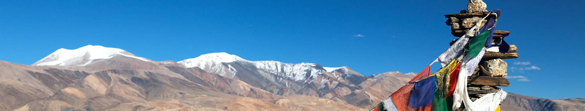Tibet im Oktober
