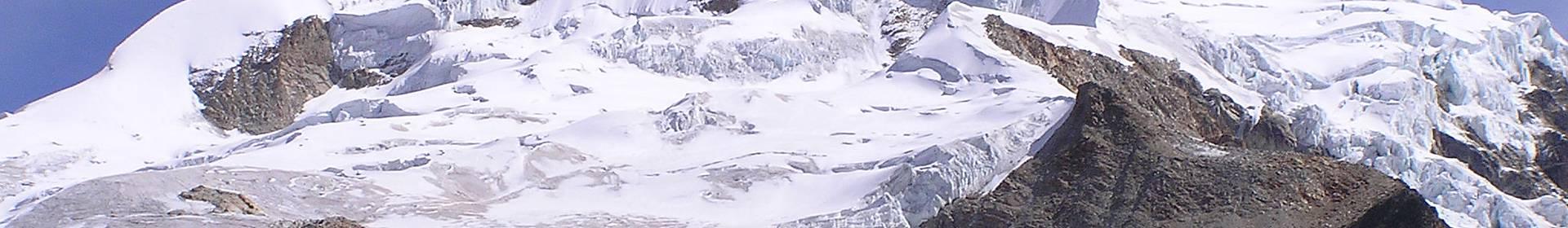 Glacier Kunu Pampa