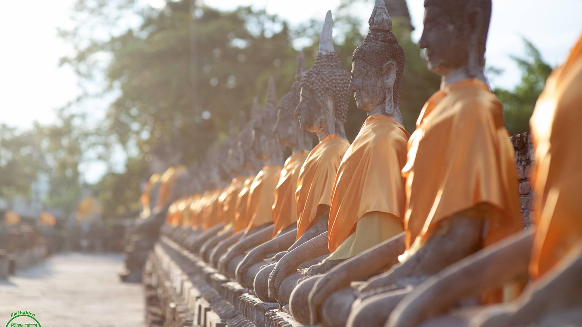 Couleurs thaïes de Bangkok à Koh Samet