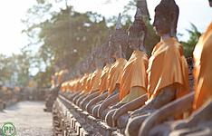 Bangkok, Chiang Mai et Koh Samet