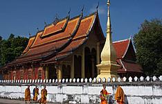 Petite escapade à Luang Prabang