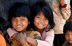 Vacances en famille en Birmanie