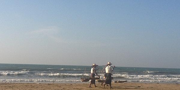 Playa de Chaungtha