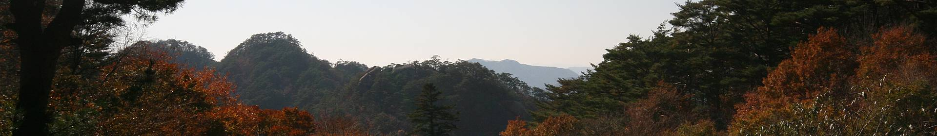 Mont Songnisan