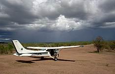 Fly in safari et plage, du Selous à Zanzibar