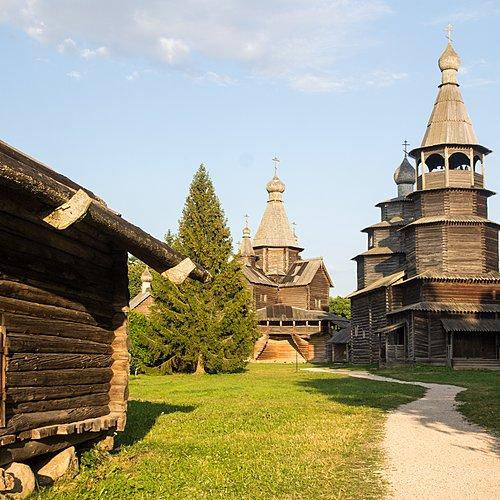 Saint-Pétersbourg et Novgorod en été - Saint-Pétersbourg -