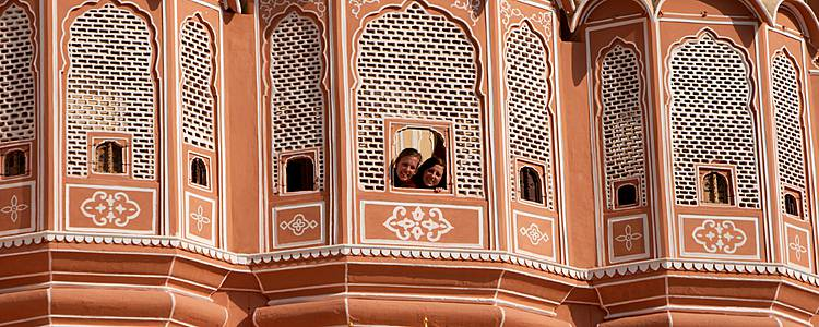 Perles du Rajasthan et Varanasi