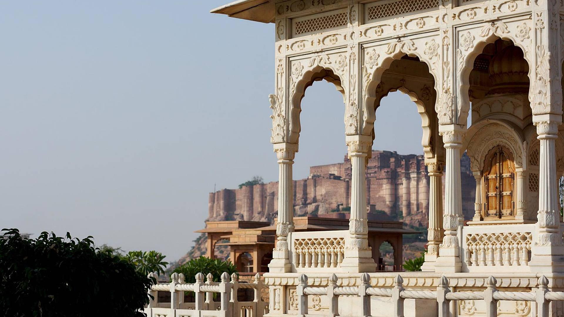 Sur la route des maharajas