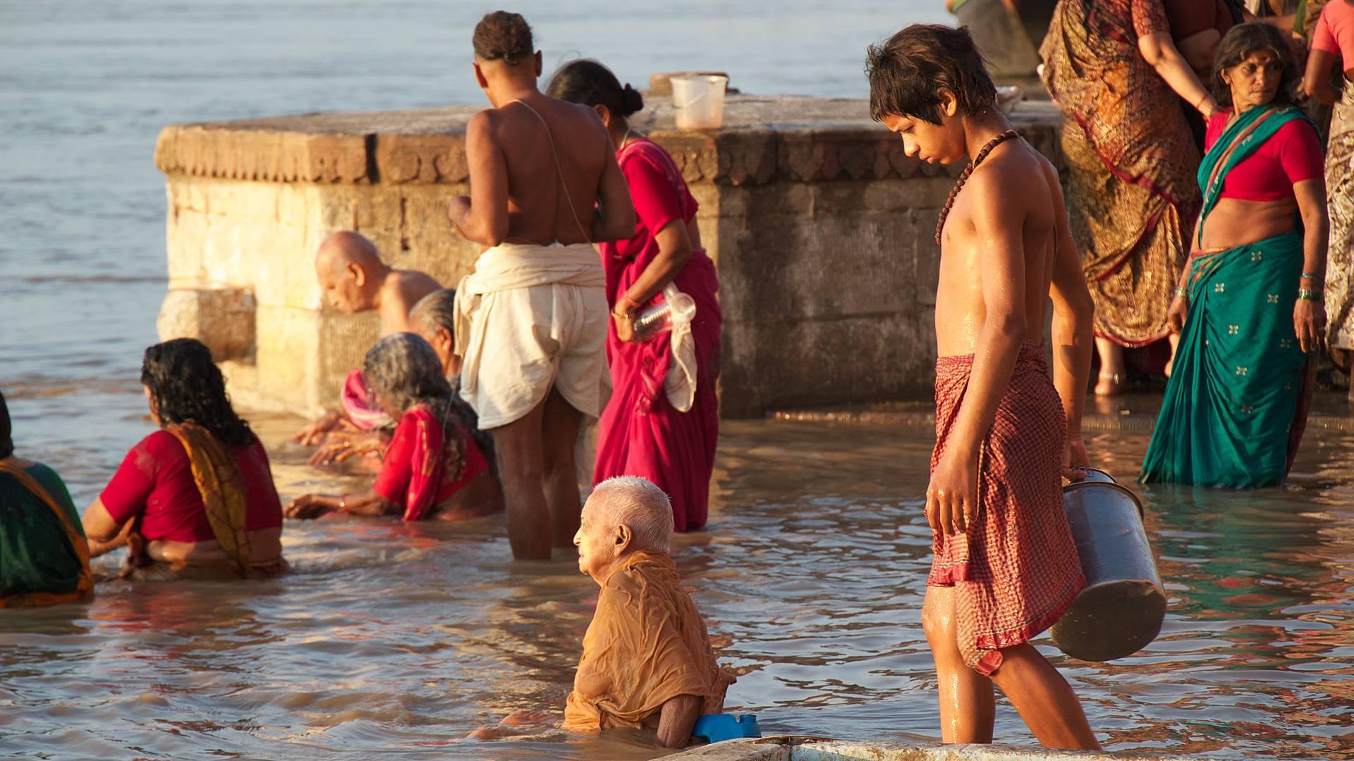 Magie du Nord, du Rajasthan à Varanasi