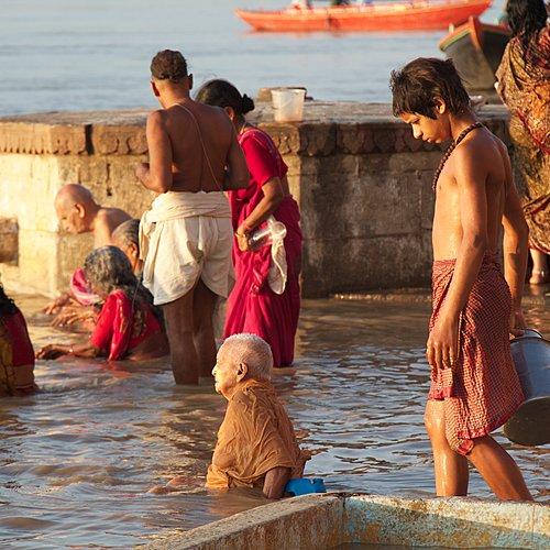 Magie du Nord, du Rajasthan à Varanasi -
