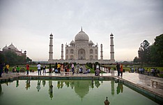 Du Taj Mahal à Katmandou